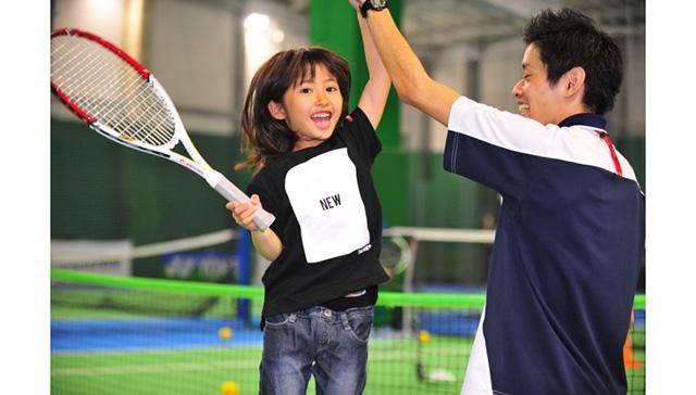 20171220_「スマートテニスレッスン」ジュニアテニススクール導入開始